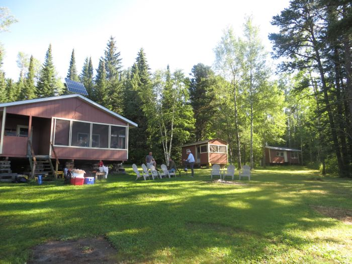 Ontario North Outpost Vaughan Lake Outpost