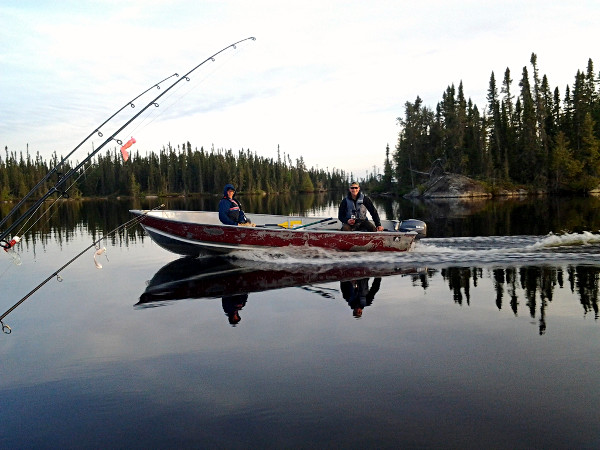 Northern Wilderness Outfitters Wabakimi Lake Outpost