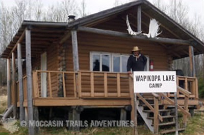 Moccasin Trails Adventures Wapikopa Lake Outpost