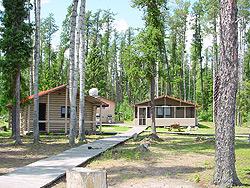 Ogoki Frontier Whiteclay Lake North Outpost