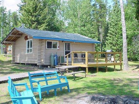 Ogoki Frontier Whiteclay Lake West Outpost
