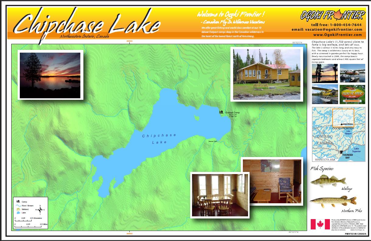 Ogoki Frontier Chipchase Lake Outpost