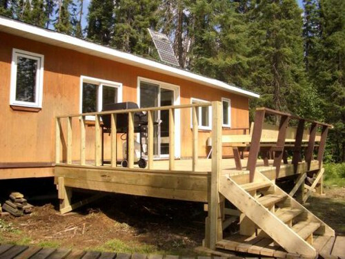 Pickle Lake Outposts Assin Lake Outpost
