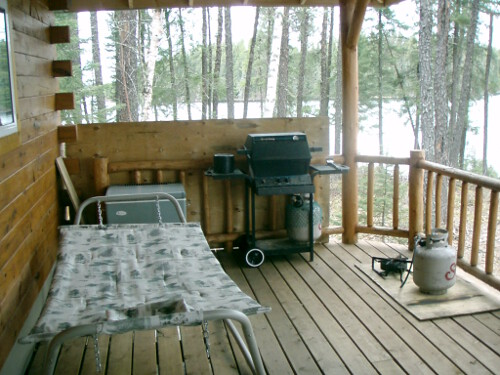 Red Pine Lodge & Outposts Christina Lake Outpost