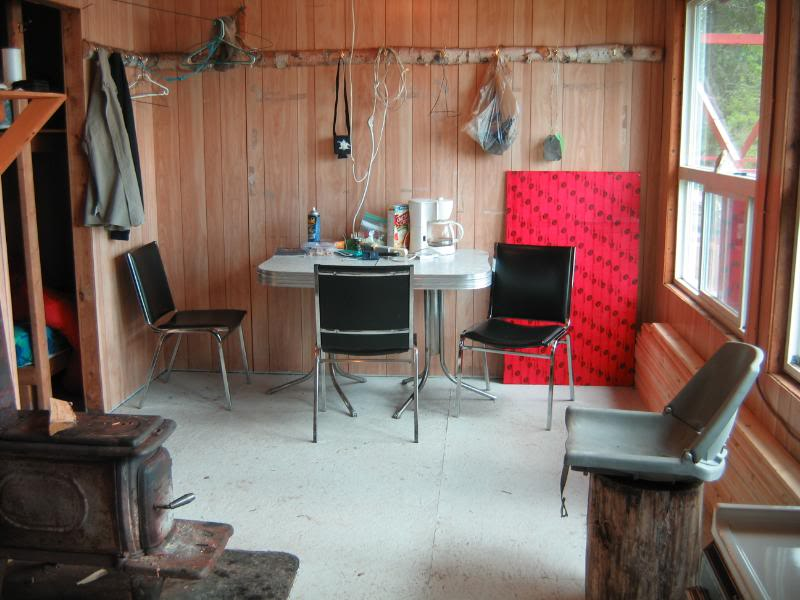 Seven Lakes Wilderness Camps Dusey Lake Outpost