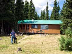Pickle Lake Outposts Forester Lake Outpost