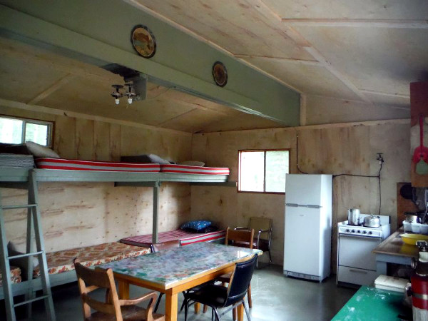 Seven Lakes Wilderness Camps Kagianagami Lake Outpost