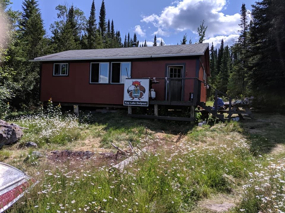 Seven Lakes Wilderness Camps Kapikotongwa Lake Outpost