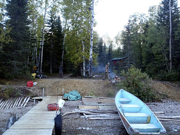 Seven Lakes Wilderness Camps Marshall Lake Outpost