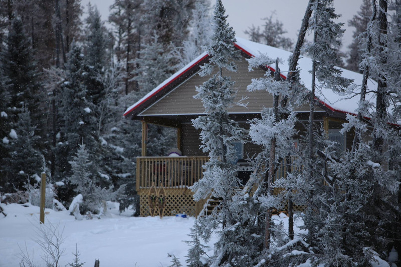 Red Lake Outfitters Olive Lake Outpost