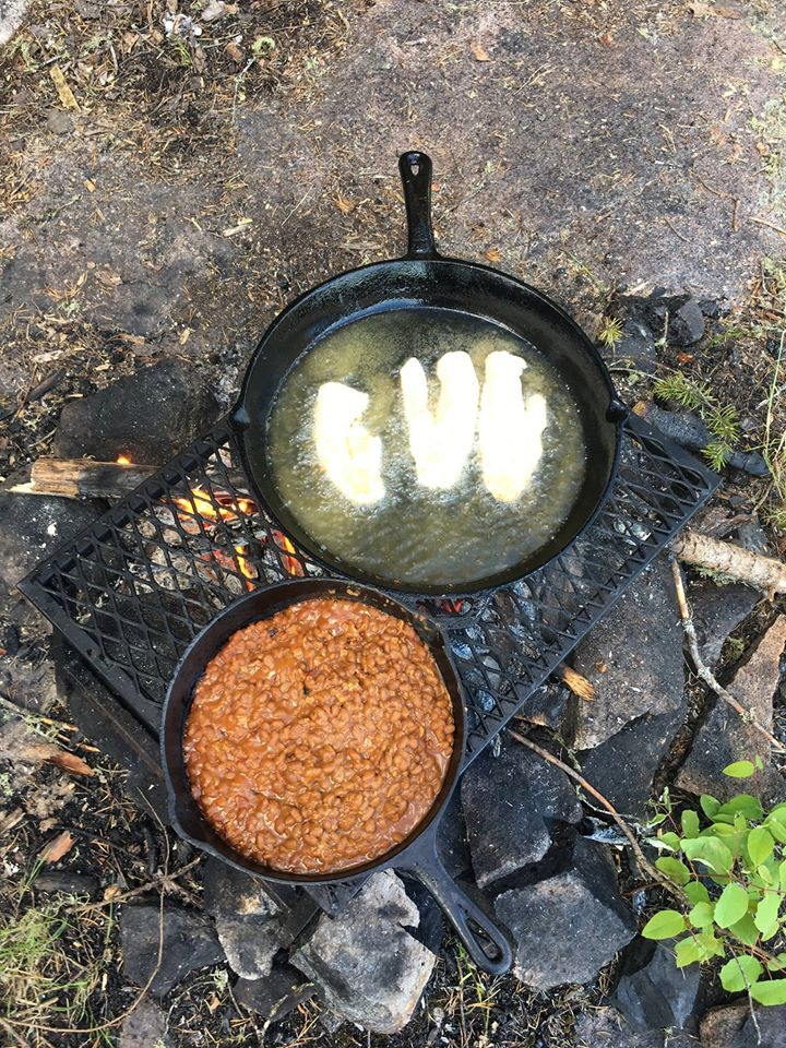 Shabu Wilderness Outposts Shabumeni Lake Outpost