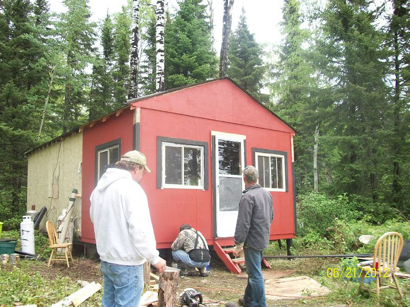 Seven Lakes Wilderness Camps Teabeau Lake Outpost