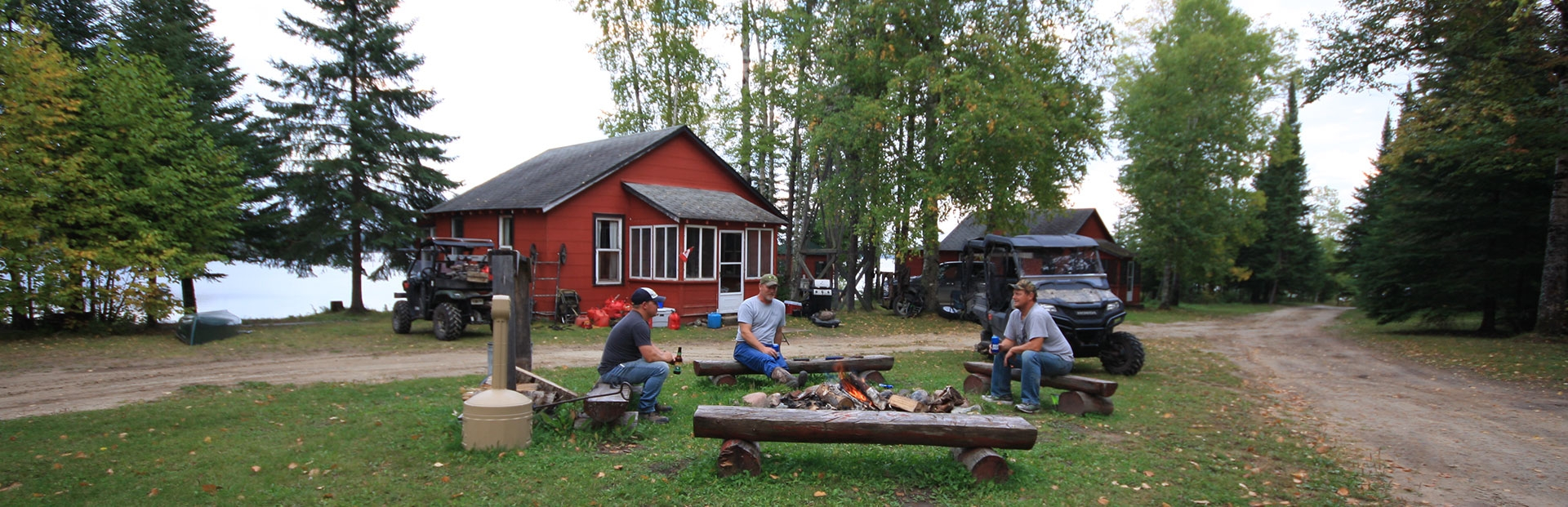 Seven Lakes Wilderness Camps Walleye Cove Lodge