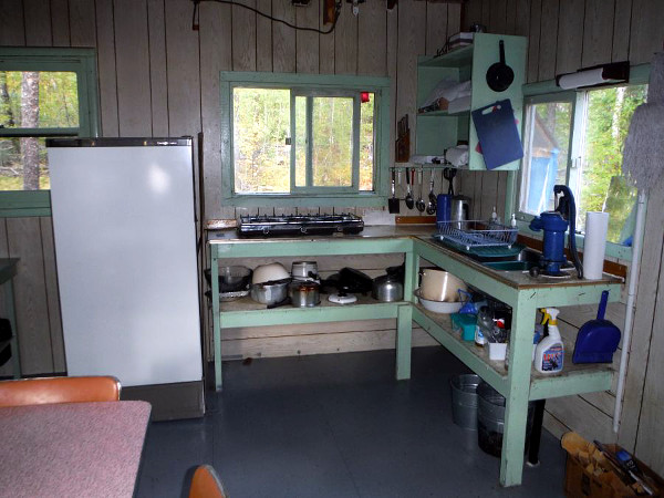 Seven Lakes Wilderness Camps Wayner Lake Outpost