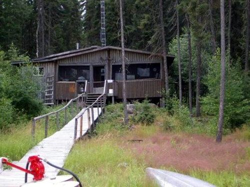 Pickle Lake Outposts Williams Lake Outpost