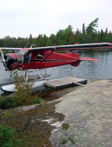 Sudbury Aviation Biscotasi Lake Outpost