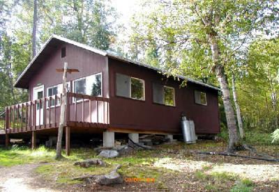 Ten Mile Lake Camp Caribou Seseganaga Lake Outpost