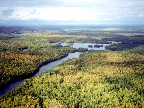 Sudbury Aviation Coonie Lake Outpost