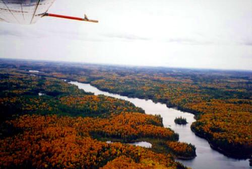 Sudbury Aviation Dua Lake South Outpost