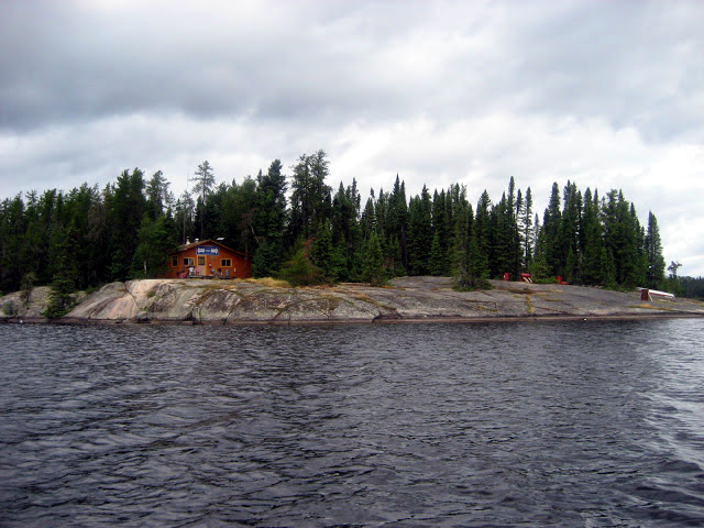Sportman's Lodge and Manitoba Trophy Outposts Hornell Lake Outpost