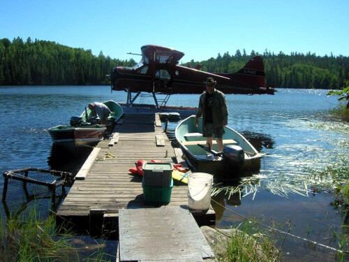 Sudbury Aviation Indian Lake South Outpost