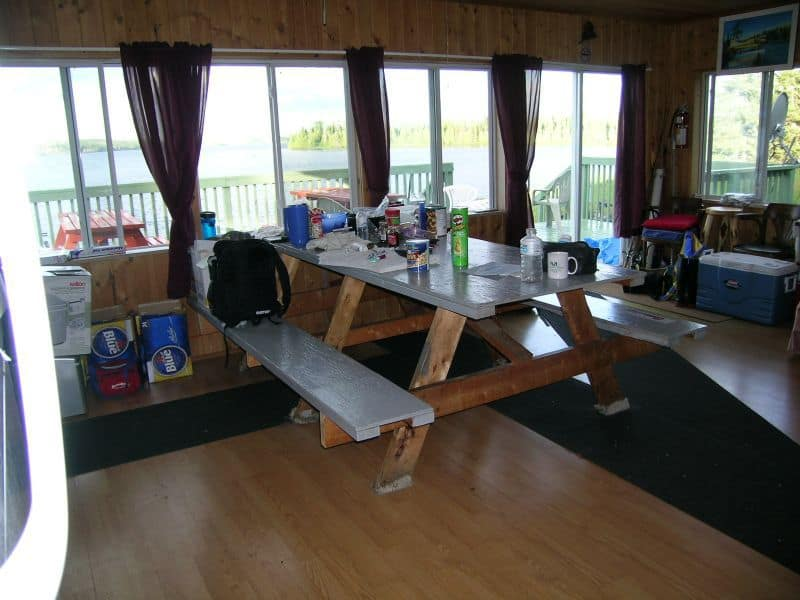 Thousand Lakes Outposts Kearns Lake Outpost