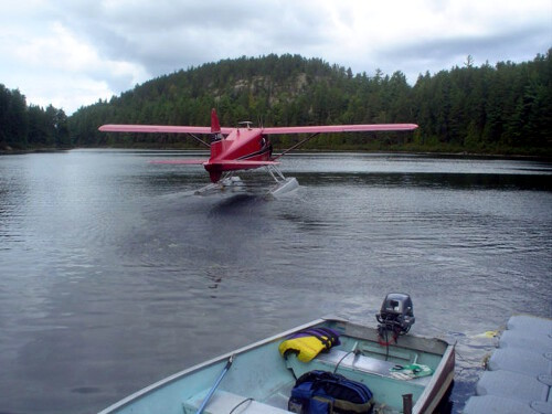 Sudbury Aviation Kennedy Lake Outpost
