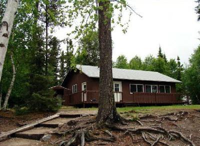 Ten Mile Lake Camp Lynx Seseganaga Lake Outpost
