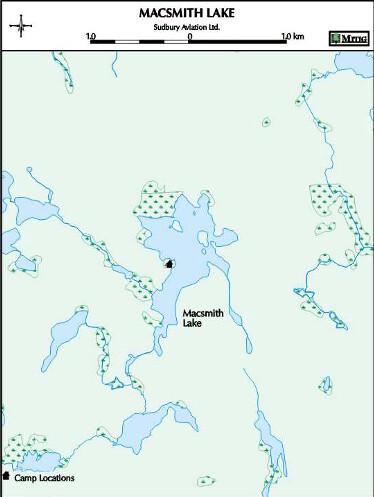 Sudbury Aviation MacSmith Lake Outpost