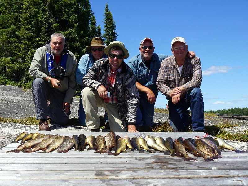 Sportman's Lodge and Manitoba Trophy Outposts Mantricia Lake Outpost