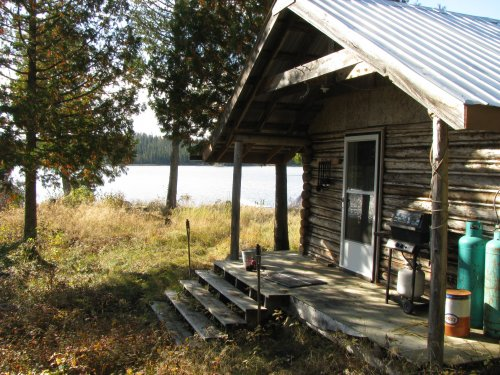 Thousand Lakes Outposts Stonehouse Lake Outpost