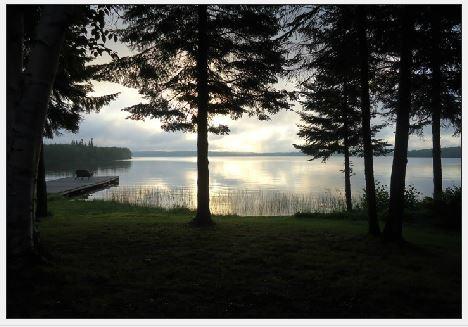 Ten Mile Lake Camp